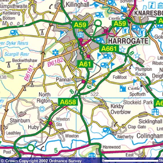 Pannal Ash Maps